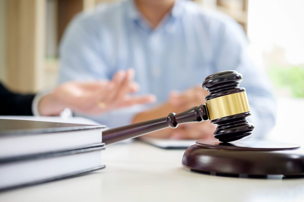 A bankruptcy attorney